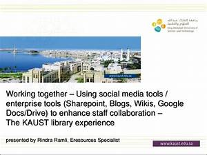working together using social media tools enterprise With google docs work together