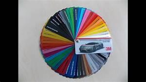 3m Car Wrapping Folie : 3m scotchprint serie 1080 wrap film farb bersicht der ~ Kayakingforconservation.com Haus und Dekorationen