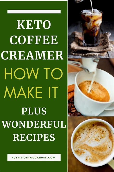 """Low carb french vanilla coffee creamer recipe. At any time works for """"""""""""""""a quality coffe"""""""""""""""" and of course the favourite kind is no doubt the ..."""