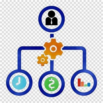 Project Manager Clipart Management Schedule Icon Transparent