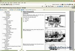 Massey Ferguson Workshop Service Manuals Full Repair