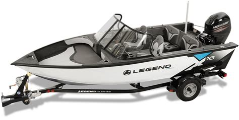 Legend Boats Canada by X16 Legend Boats