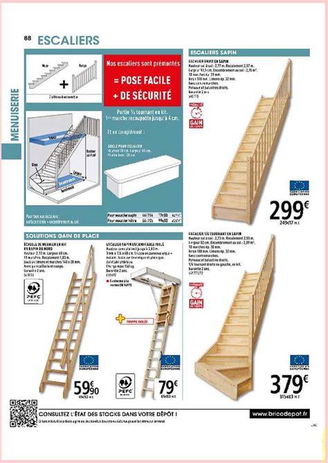 escaliers l officiel du bricolage brico d 233 p 244 t 2016 04 48