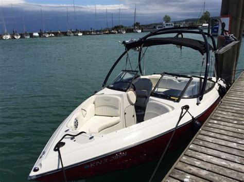 Motorboot Chartern Bodensee by Motorboot Stingray Wakeboard Mieten Deutschland