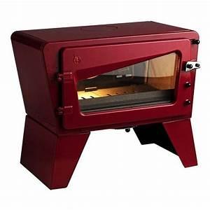 Poele A Bois Rouge : poele a bois rouge ~ Dailycaller-alerts.com Idées de Décoration