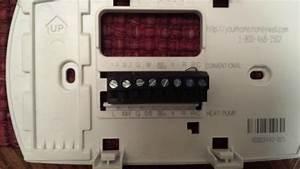 7 Wire Heat Pump Thermostat