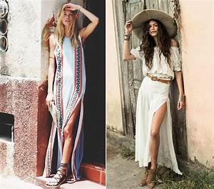 Mode Hippie Chic : mode femme boheme ~ Voncanada.com Idées de Décoration