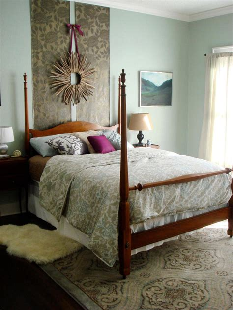 17 Budget Headboards  Bedrooms & Bedroom Decorating Ideas