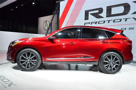 2019 Acura Rdx Prototype by 2019 Acura Rdx Prototype Almost Ready For The Road