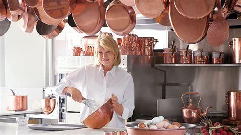 Here's Why Martha Loves Copper Cookware   Martha Stewart