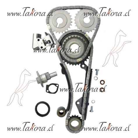 kit distribucion nissan motor ga16de v16 sentra ii 1 6 93 10 no ckni407364g en takora