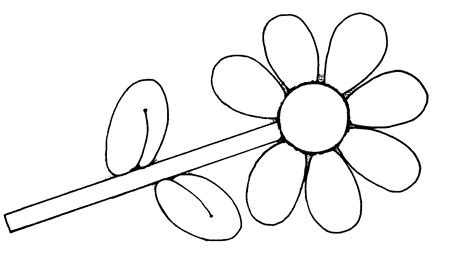 black and white flower clipart flowers clipart black and white clipart panda free