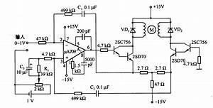 Industrial Motor Control Diagram