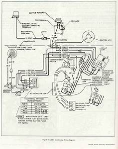 Ac  Heater Fan Wiring Diagram For 66 C10 - Chevy Message Forum