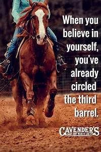 Barrel Racing  Quotes About Barrel Racing