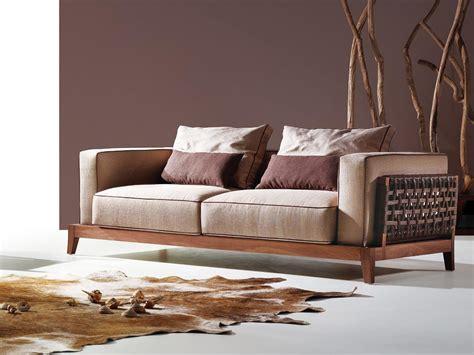 canapes de luxe en tissus
