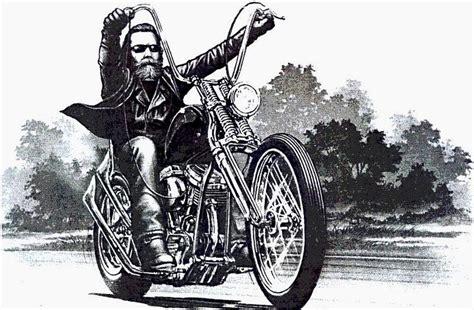 In Memory Of David Mann-easyrider Magazine