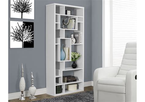 Bookcases Winnipeg by I 7071 White Hollow 72 H Bookcase Brand New