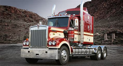 kenworth truck kenworth debuted legend 900 truck at brisbane truck show