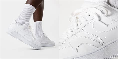Nike Misplaced Swoosh Air Force 1 Low LV8 Release   HYPEBAE