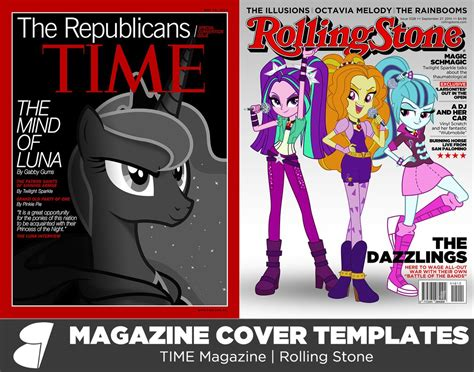 Rolling Magazine Cover Template by Magazine Templates Time Magazine Rolling By