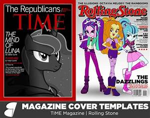 Magazine templates time magazine rolling stone by for Rolling stone magazine cover template