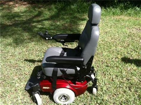 Pronto Power Chair M71 by New Invacare Pronto M71 Motorized Wheelchair Power Chair