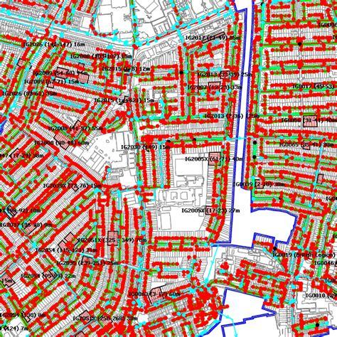 drainage sewer mapping ukdn waterflow lg