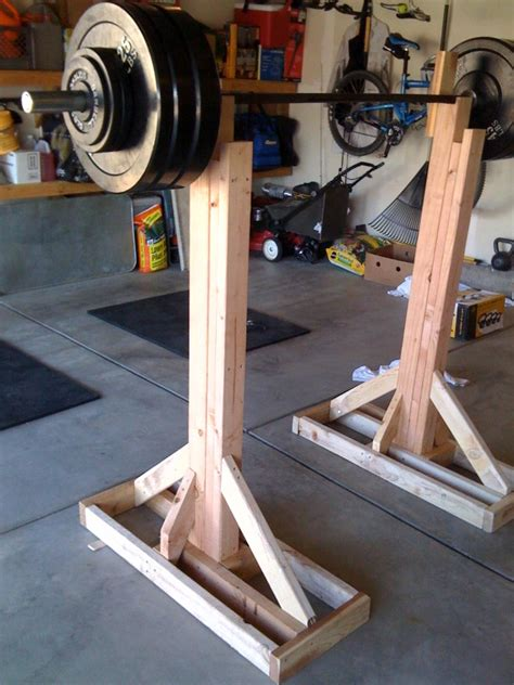 diy squat rack which squat stands look the best of these 3 sherdog
