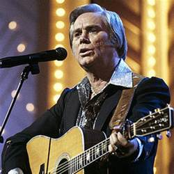 Singer George Jones