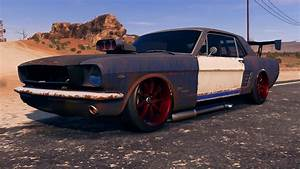NFS Payback - 1100hp 65' Ford Mustang 'Super Build' Level 399 + Air Suspension - YouTube