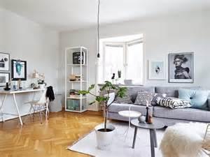 scandinavian home interior design un interior en armonía gris blanco y madera