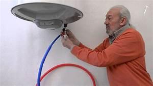 Raccordement Electrique Chauffe Eau : installer un chauffe eau lectrique tuto bricolage avec robert comment installer un chauffe ~ Nature-et-papiers.com Idées de Décoration