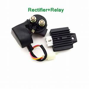 Regulator Rectifier Relay 50cc 110cc 125cc Chinese Atv