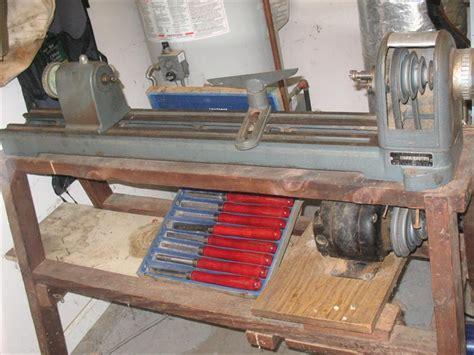 circa  craftsman wood lathe   knoxville