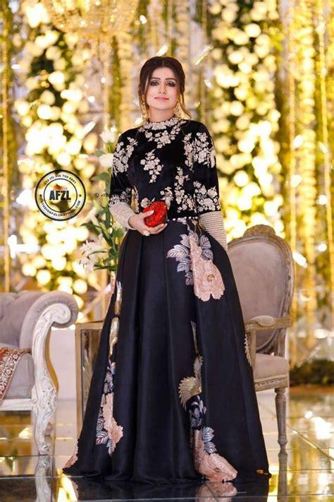 Latest Black Color Dresses Combination Asian Trends 2021 ...