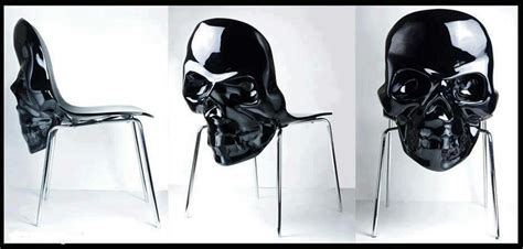 chaise tete de mort 15 badass skull chairs of all
