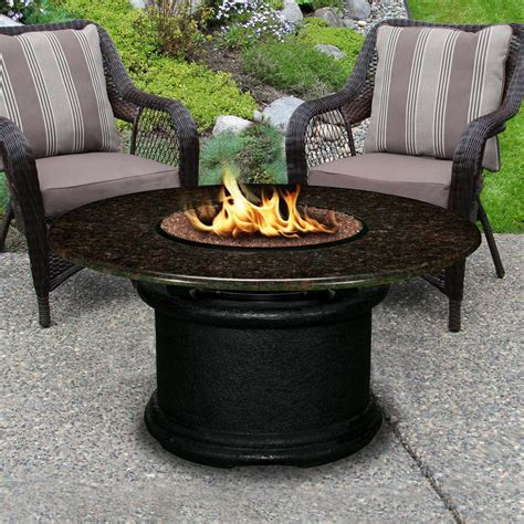 outdoor propane pits mar 48 inch propane pit table by california