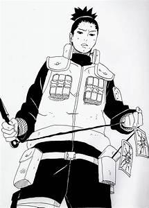 Nara Shikamaru by TheFresco on DeviantArt