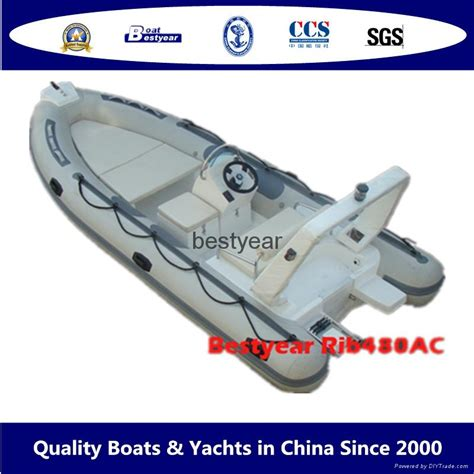 Buy A Boat From China by Rib480ac Boat Bestyear China Manufacturer Products
