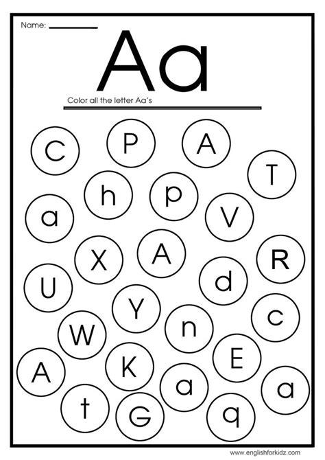 find letter  worksheet letter  worksheets phonics worksheets letter identification worksheets