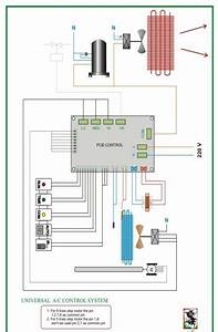 Car Paper Manual  Wiring Diagram Ac Split Daikin