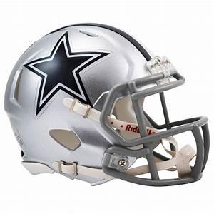 Dallas Cowboys Riddell NFL Mini Speed Football Helmet eBay