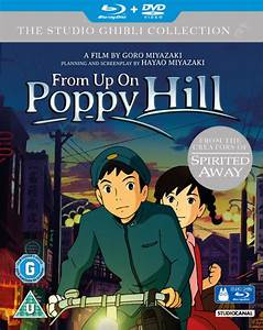 From up on Poppy Hill - Double Play (Blu-Ray and DVD) Blu