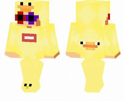 Georgenotfound Duck Skins Minecraft Crusader Pe