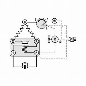 Kuhlschrank Thermostat Schaltplan