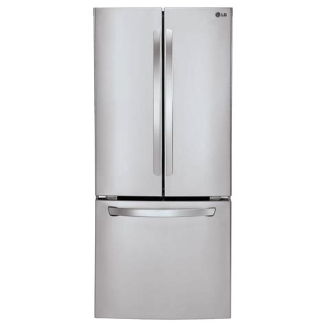 Lg Electronics 30 In W 218 Cu Ft French Door