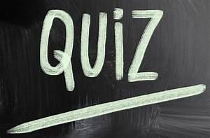 Werkvorm  Quiz