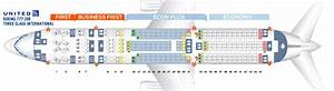 4 Pics United Airlines Boeing 777 222 Seating Chart And