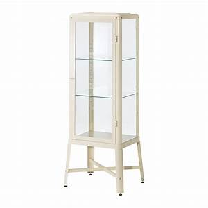 Vitrinenschrank Glas Metall : fabrik r vitrinsk p beige ikea ~ Frokenaadalensverden.com Haus und Dekorationen